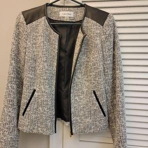 NWOT Calvin Klein Suit Jacket